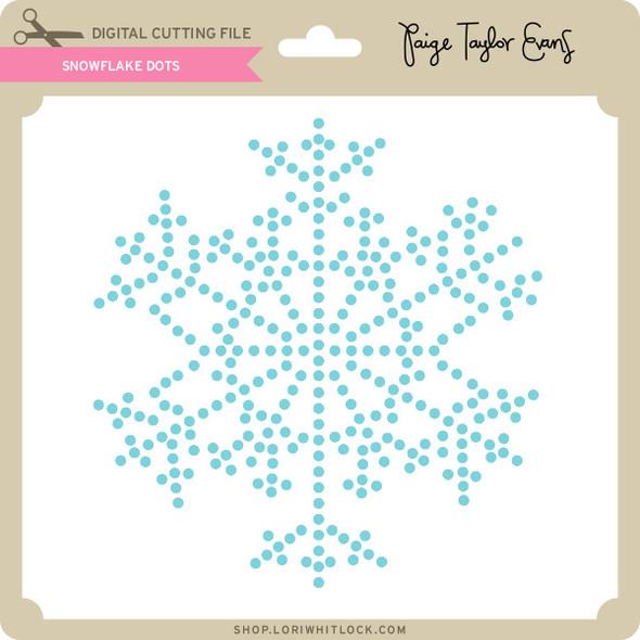 Snowflake Dots