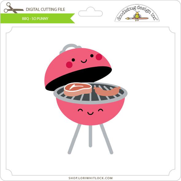 BBQ - So Punny