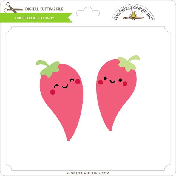 Chili Pepper - So Punny