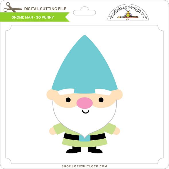 Gnome Man - So Punny