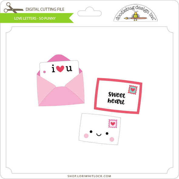 Love Letters - So Punny