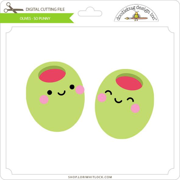 Olives - So Punny