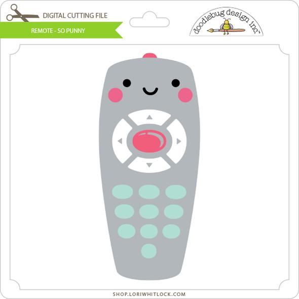 Remote - So Punny