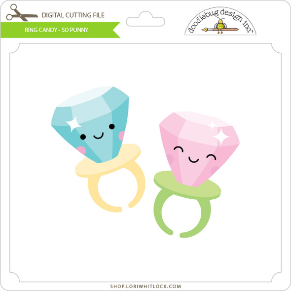 Ring Candy - So Punny
