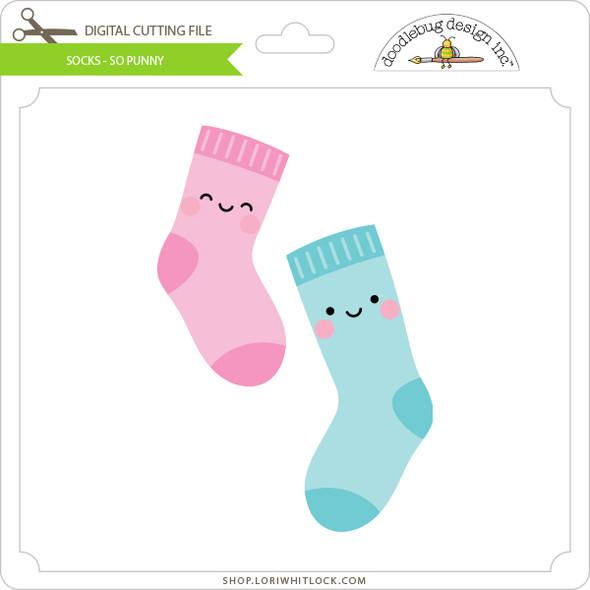 Socks - So Punny