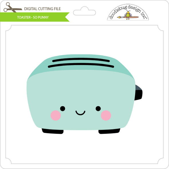 Toaster - So Punny