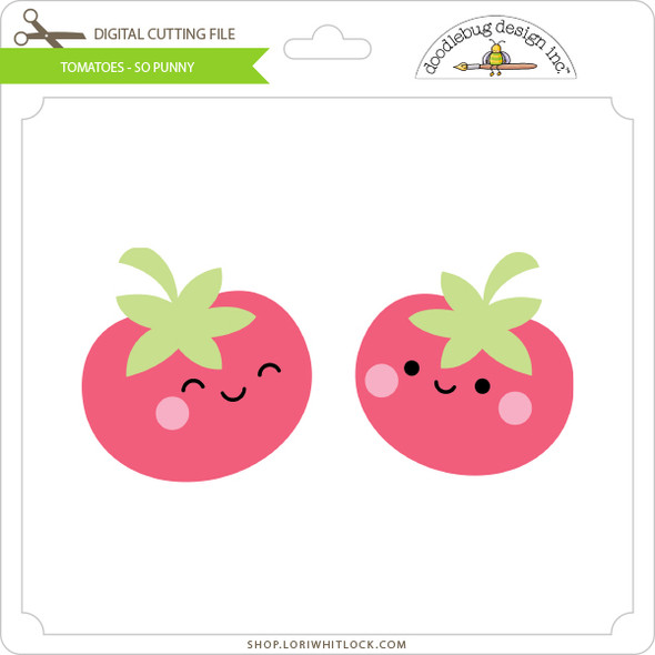 Tomatoes - So Punny
