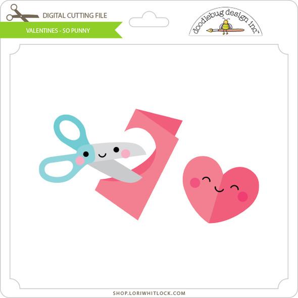 Valentines - So Punny