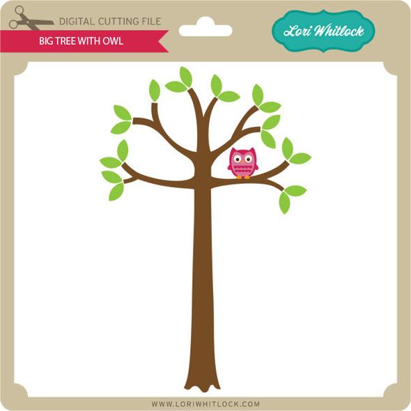 Big Tree with Owl