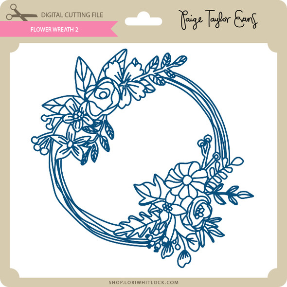 Flower Wreath 2
