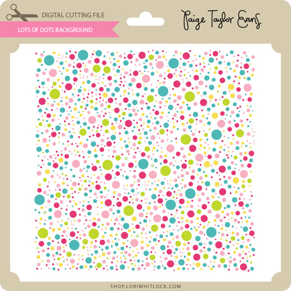 Lots of Dots Background