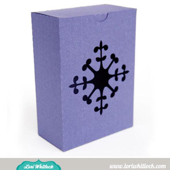 Snowflake Card Box