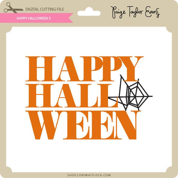 Happy Halloween 5