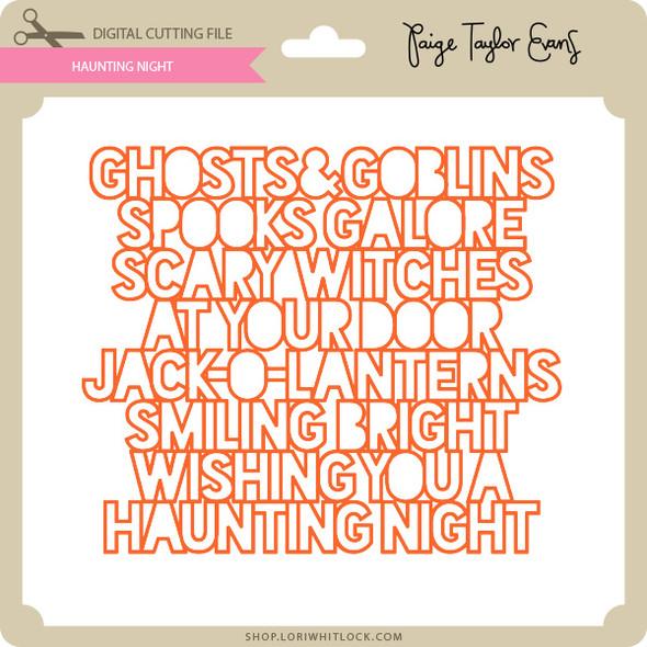 Haunting Night