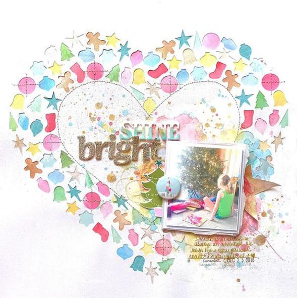 Christmas Icons Heart