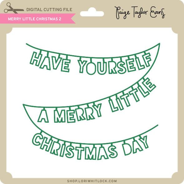 Merry Little Christmas 2