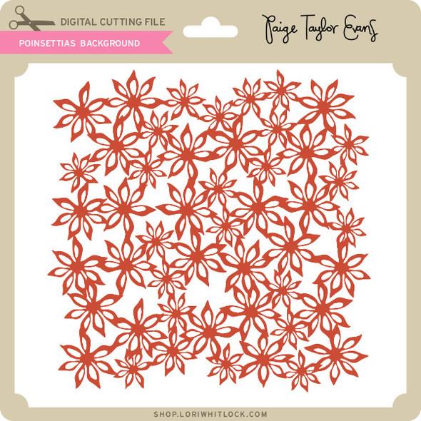 Poinsettias Background