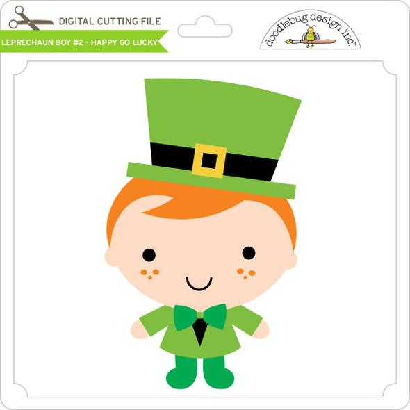 Leprechaun Boy #2 - Happy Go Lucky
