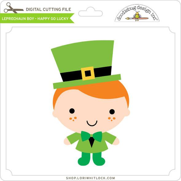 Leprechaun Boy - Happy Go Lucky