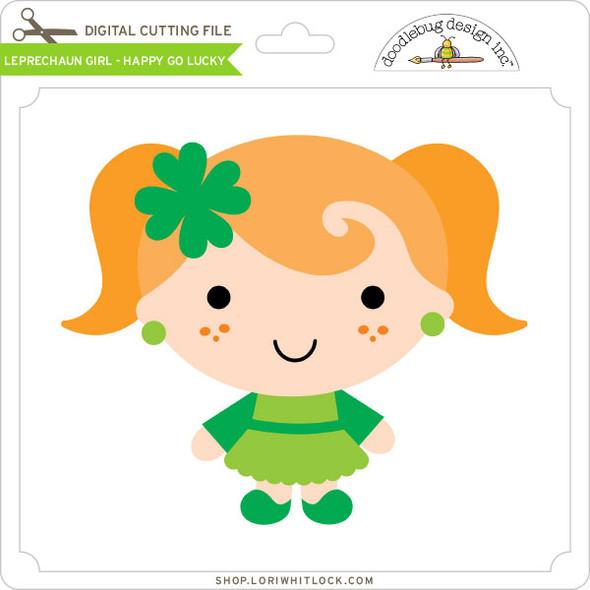 Leprechaun Girl - Happy Go Lucky