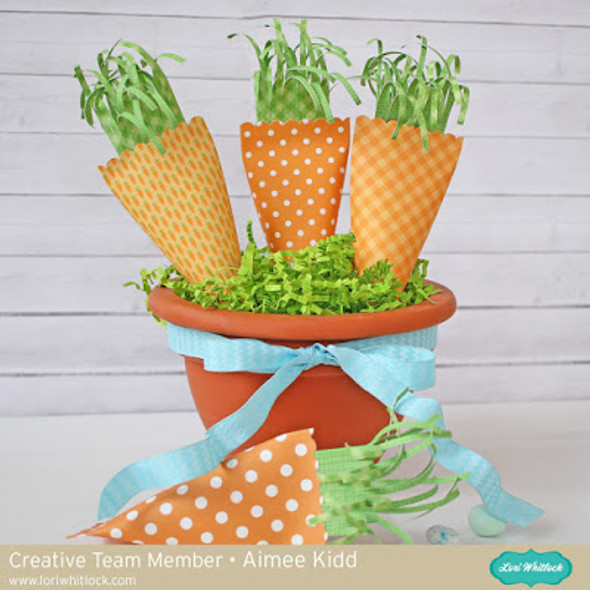 Carrot Favor Box