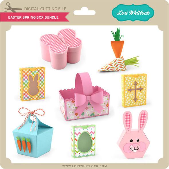 Easter Spring Box Bundle