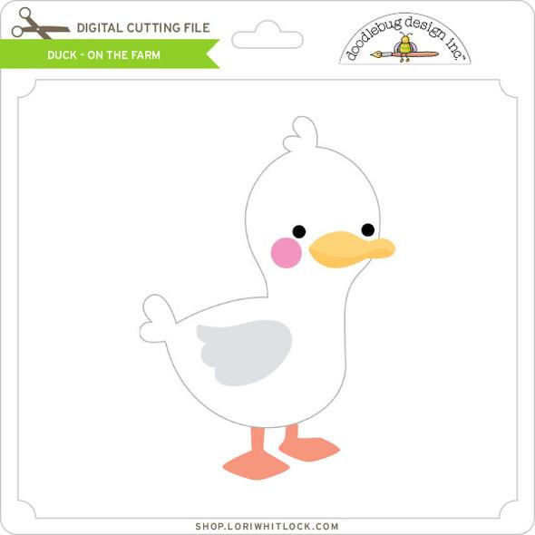 Duck - On the Farm