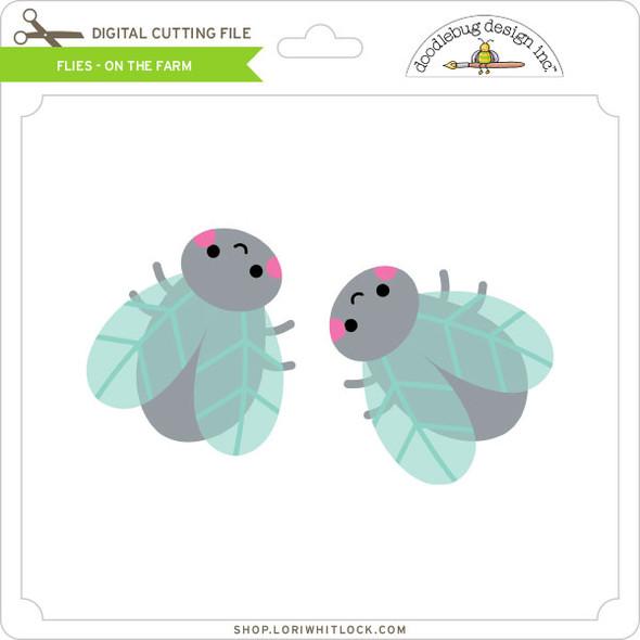 Flies - On the Farm