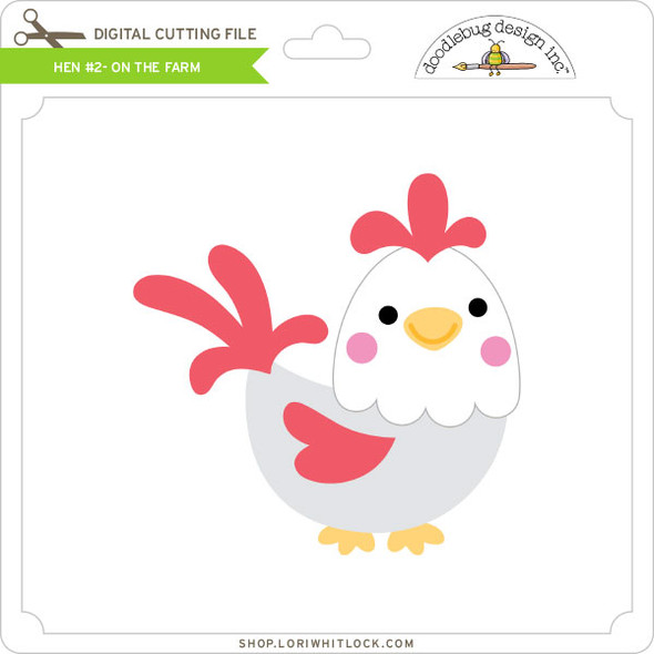 Hen #2 - On the Farm