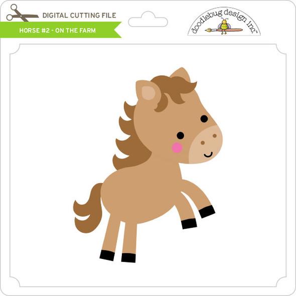 Horse #2 - On the Farm