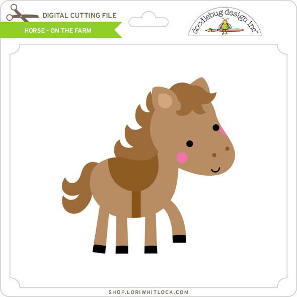 Horse - On the Farm