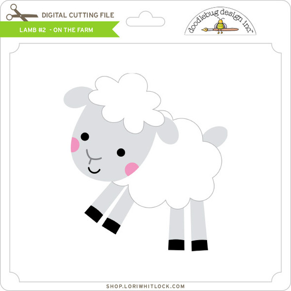 Lamb #2 - On the Farm