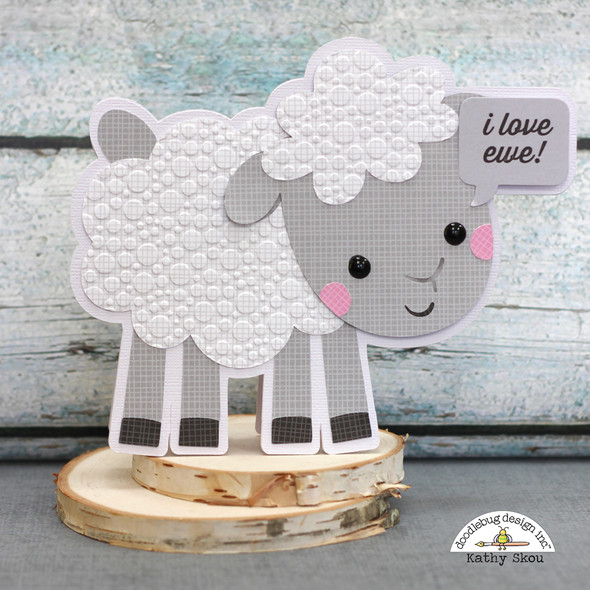 Lamb - On the Farm