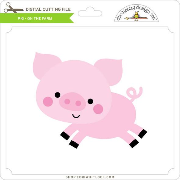Pig - On the Farm