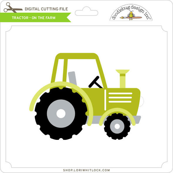 Tractor - On the Farm