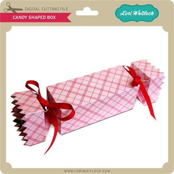 Candy Shaped Box