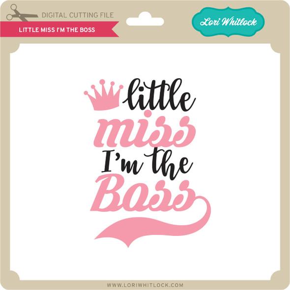 Little Miss I'm the Boss