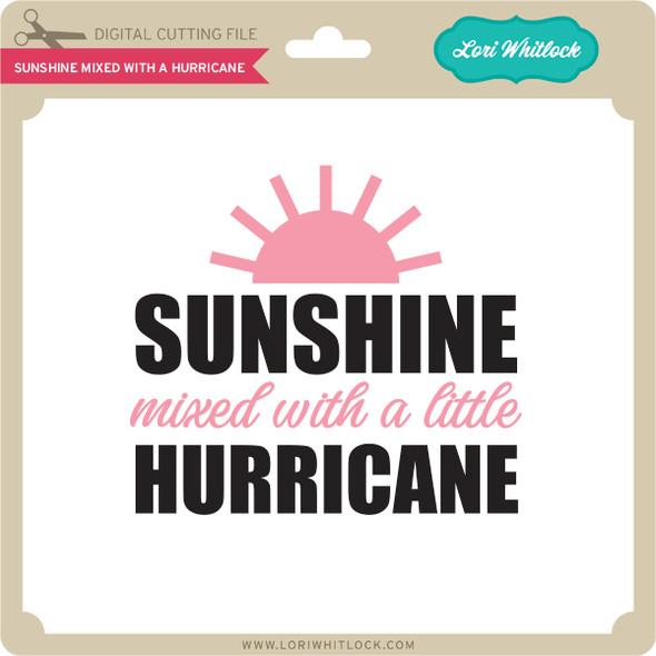 Sunshine Mixed With a Hurricane