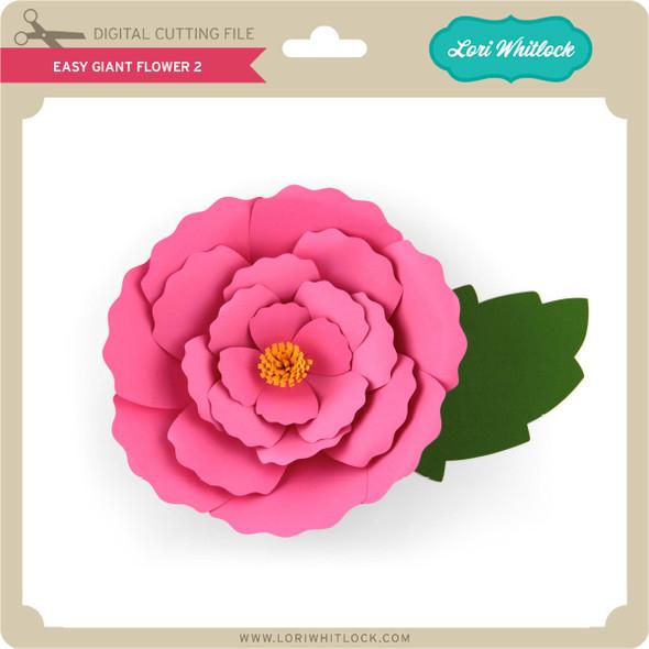 Easy Giant Flower 2