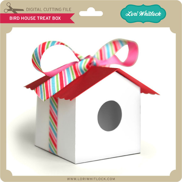 Bird House Treat Box
