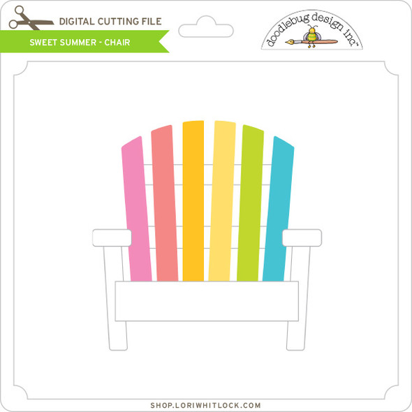 Sweet Summer - Chair