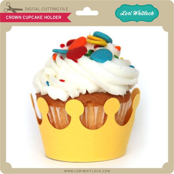 Crown Cupcake Holder