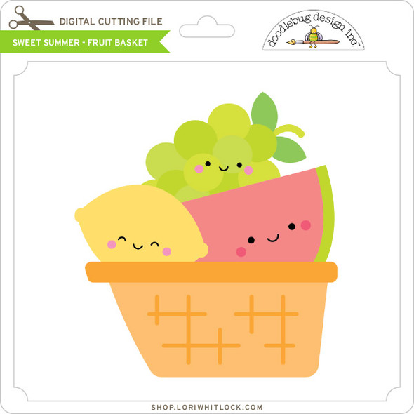 Sweet Summer - Fruit Basket