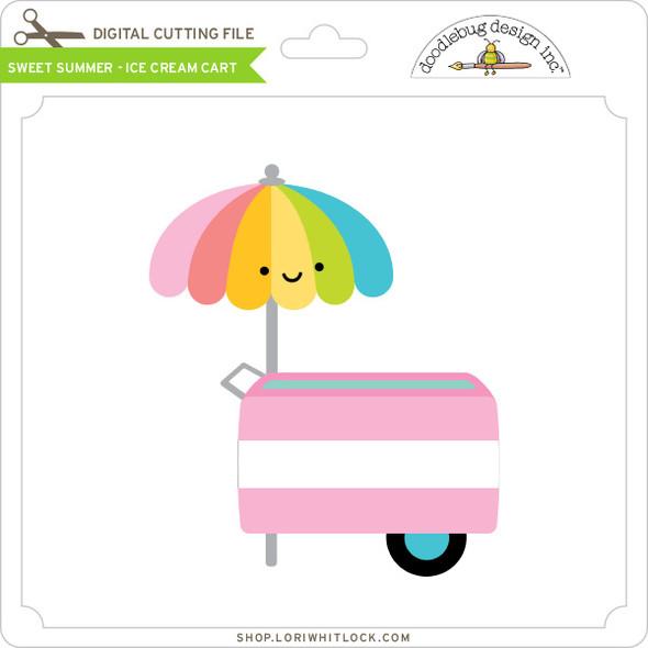 Sweet Summer - Ice Cream Cart