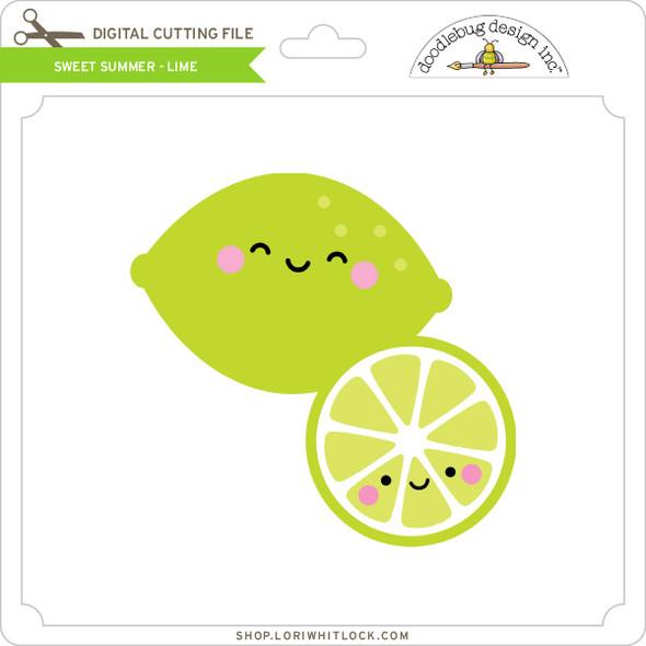 Sweet Summer - Lime