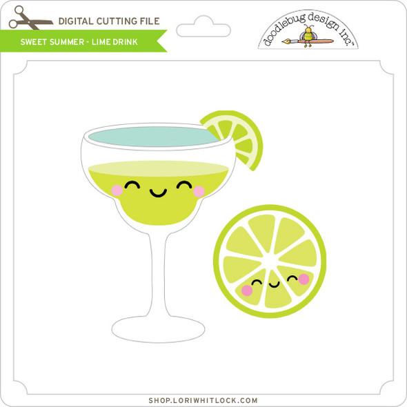 Sweet Summer - Lime Drink