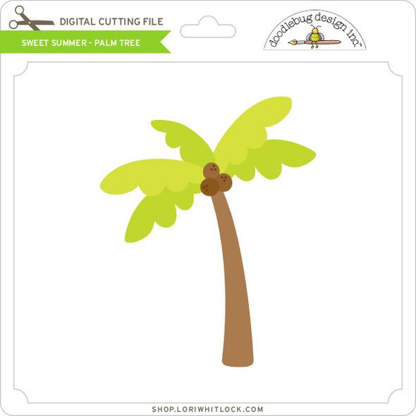 Sweet Summer - Palm Tree