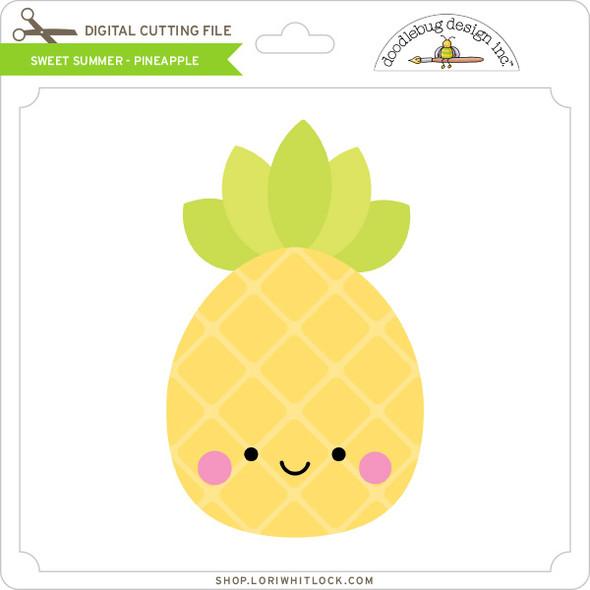 Sweet Summer - Pineapple