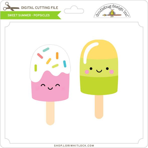 Sweet Summer - Popsicles