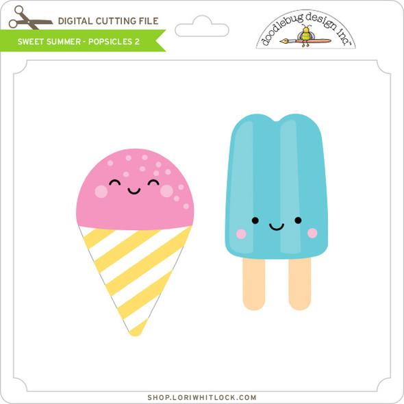 Sweet Summer - Popsicles 2